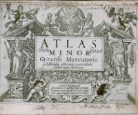 Atlas Minor Gerardi Mercatoris : a I. Hondio plurimis aeneis tabulis auctus atque illustratus [wersja w pełnej jakości z zabezpieczeniem przed kopiowaniem]