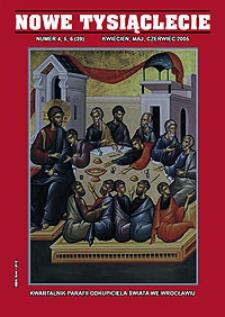 Nowe Tysiąclecie. 2005, nr 4-5-6 (39)