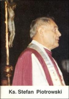Ks. Stefan Piotrowski