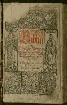 Biblia Leopolity [prezentacja ilustracji]