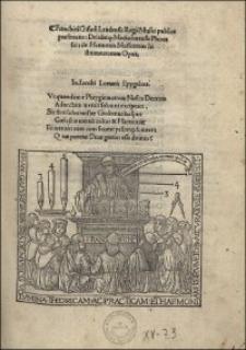 Francini Gafurii [...] de Harmonia Musicorum Instrumentorum Opus