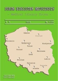 """Półrocznik """"Fides Biuletyn Bibliotek Kościelnych"""" – stan obecny i perspektywy rozwoju"""