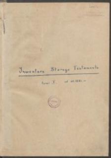 Biblioteka Akademii Teologii Katolickiej - Inwentarz Nr 10