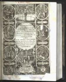 Tractatvs De Sacramentis In Genere Et Specie : Quibus circa Sacramentvm Poenitentiae adiuncti sunt duo vnus de Censvris, alter de Indvlgentiis
