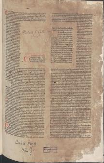 Decretales / cum glossa Bernardi Parmensis