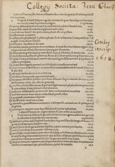 Opera / Ed. Ioannes Andreas, episcopus Aleriensis