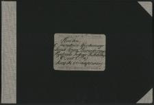Inwentarz Seminarium Prawa Kanonicznego UW. Dział C (III) (Książki i czasopisma)