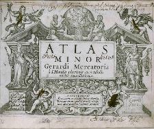 Atlas Minor Gerardi Mercatoris : a I. Hondio plurimis aeneis tabulis auctus atque illustratus