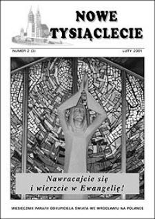 Nowe Tysiąclecie. 2001, nr 2 (3)