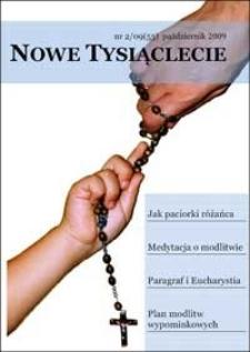 Nowe Tysiąclecie. 2009, nr 2 (55)