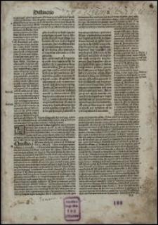 Quarta pars huius operis sc[ilicet] quarti Sententiarum cum disputatis sancti Bonauenture